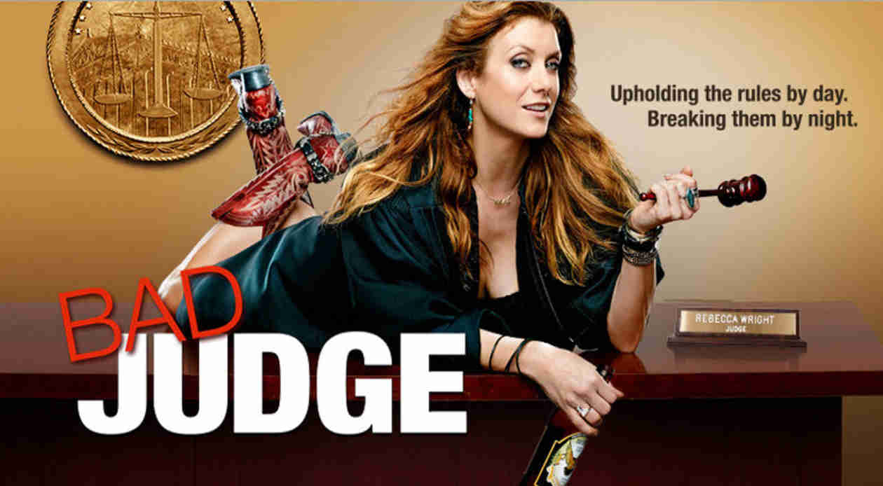 Kate Walsh Is Boozy, Leggy, Horny, Wrong, and Brilliant in NBC's Bad Judge Trailer (VIDEO)