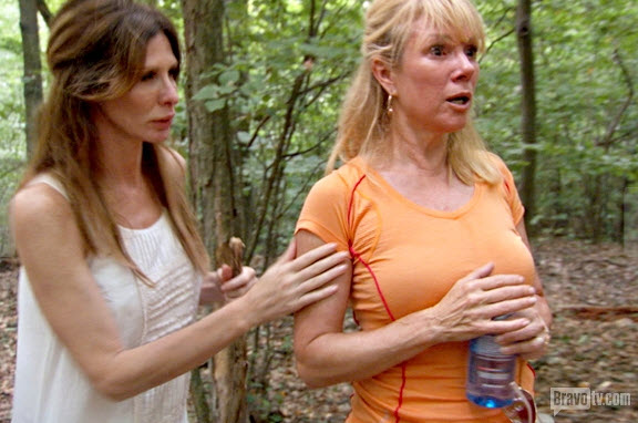 The New York Housewives Hold an Intervention For Ramona Singer! (VIDEO)