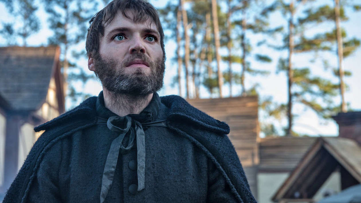 "Salem's Seth Gabel on Cotton Mather's Battle Against the Devil and ""Incredible"" Action to Come — Exclusive"