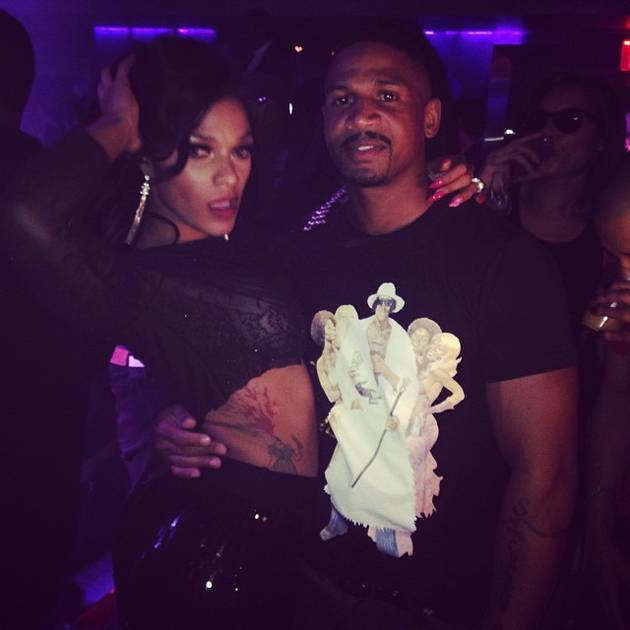 Stevie J. Says He'd Kill Himself Before Cheating on Wife Joseline Hernandez