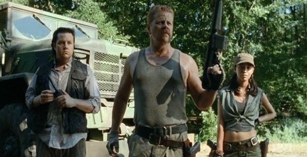 "The Walking Dead Season 5: Are You Shipping ""Abragene""? Make It Happen! (PHOTOS)"