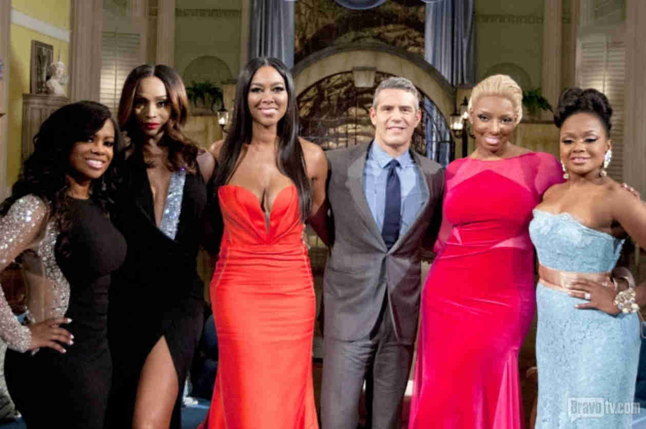 NeNe Leakes and Kenya Moore Never Donated the Money They Pledged at the Reunion
