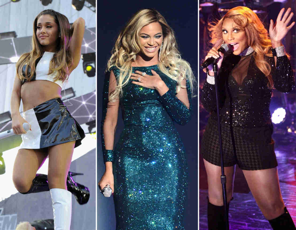 2014 BET Awards Nominees — Tamar Braxton, Ariana Grande, Beyoncé, and More!