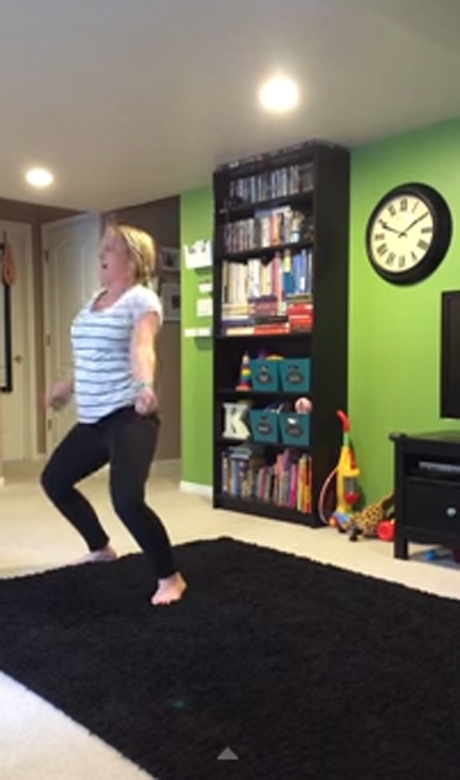 Mom Gets Carried Away Twerking and Knocks Out Her Baby (VIDEO)