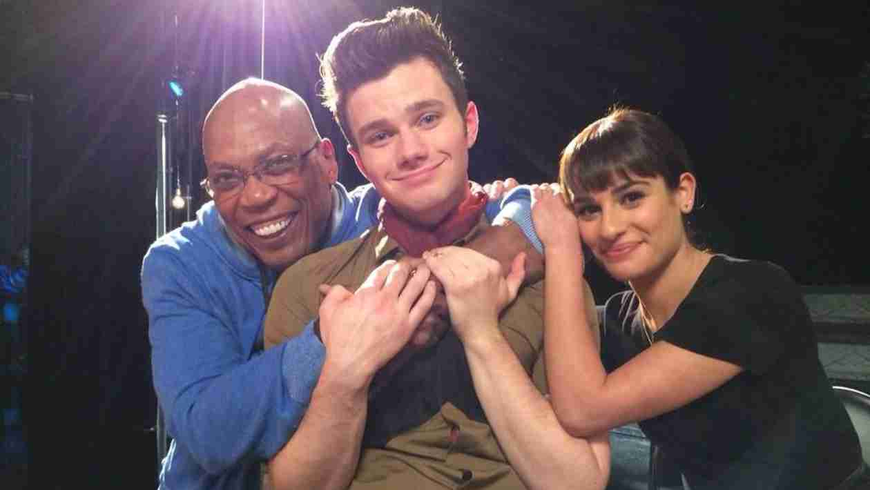 Will Chris Colfer Ever Direct an Episode of Glee? He Says…