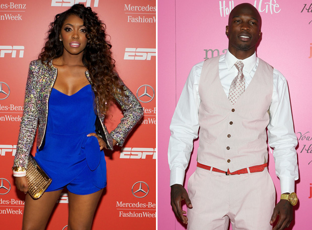 Porsha Stewart Responds to Rumors She's Dating Chad Ochocinco (VIDEO)