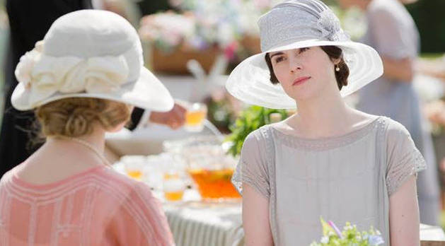 Downton Abbey Leading Lady Leaving the Show After Season 5 — Report