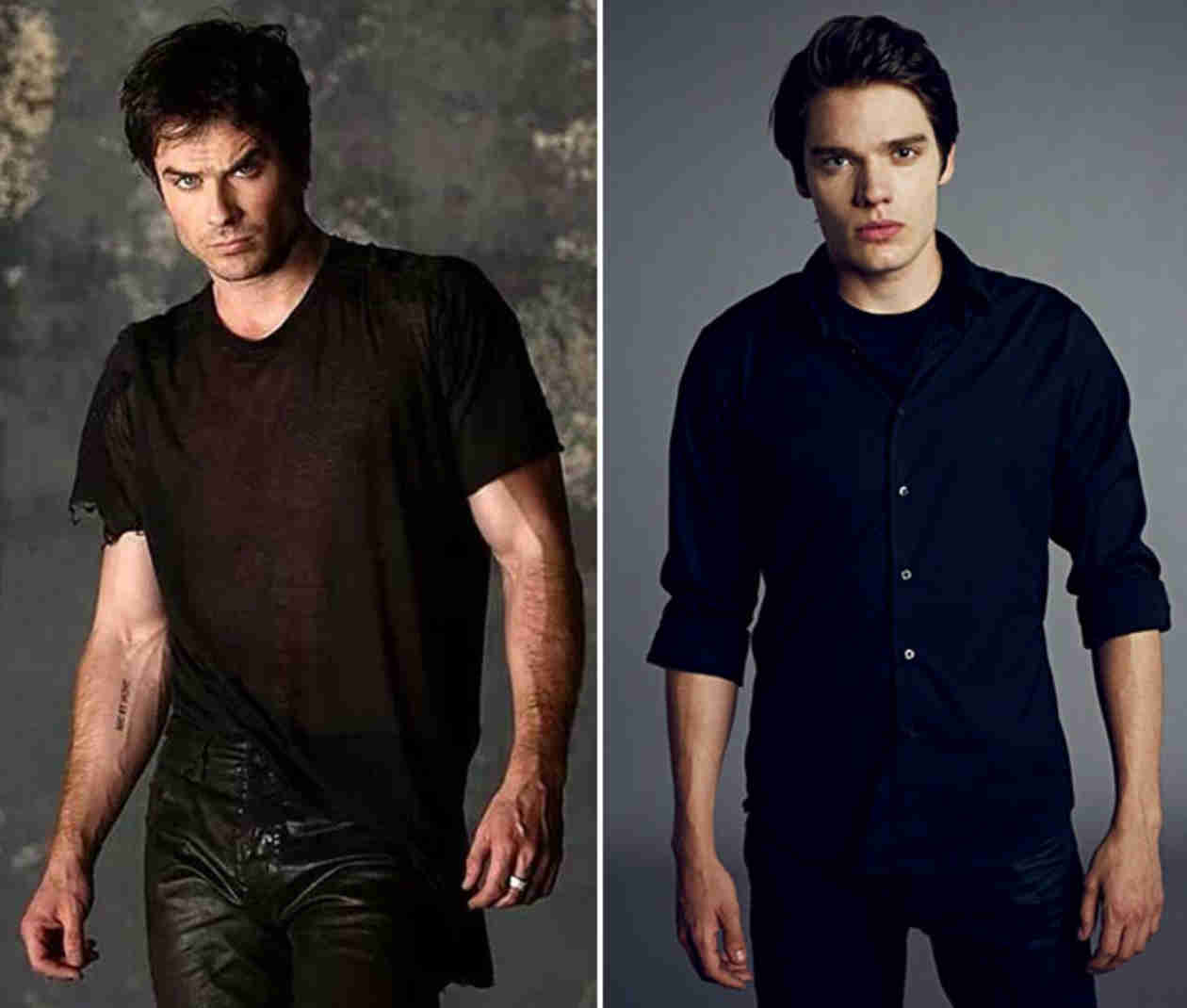 Damon Salvatore vs. Christian Ozera: Which Vampire Bad Boy Is Hotter?