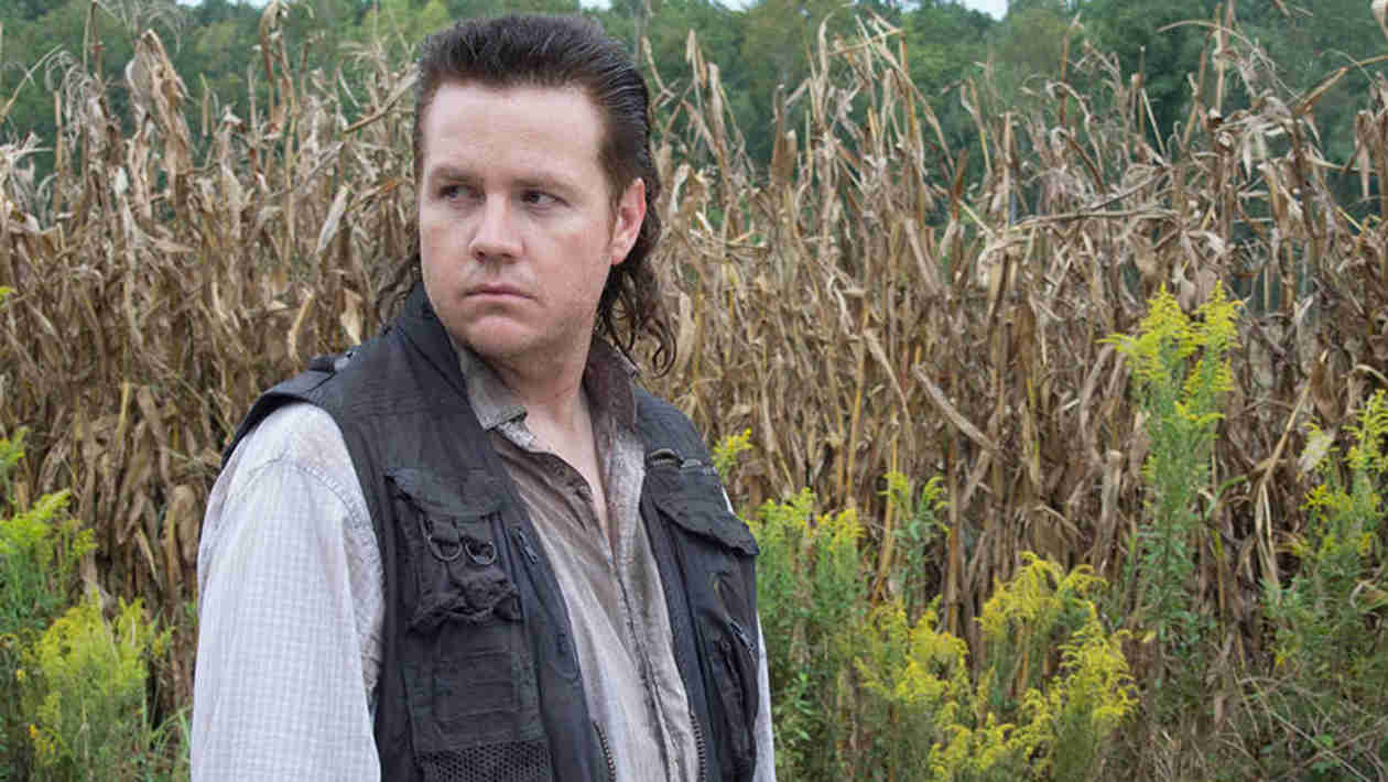 The Walking Dead Season 5: The Mullet Is Back! See Josh McDermitt Lose All His Hair For Eugene (PHOTOS)