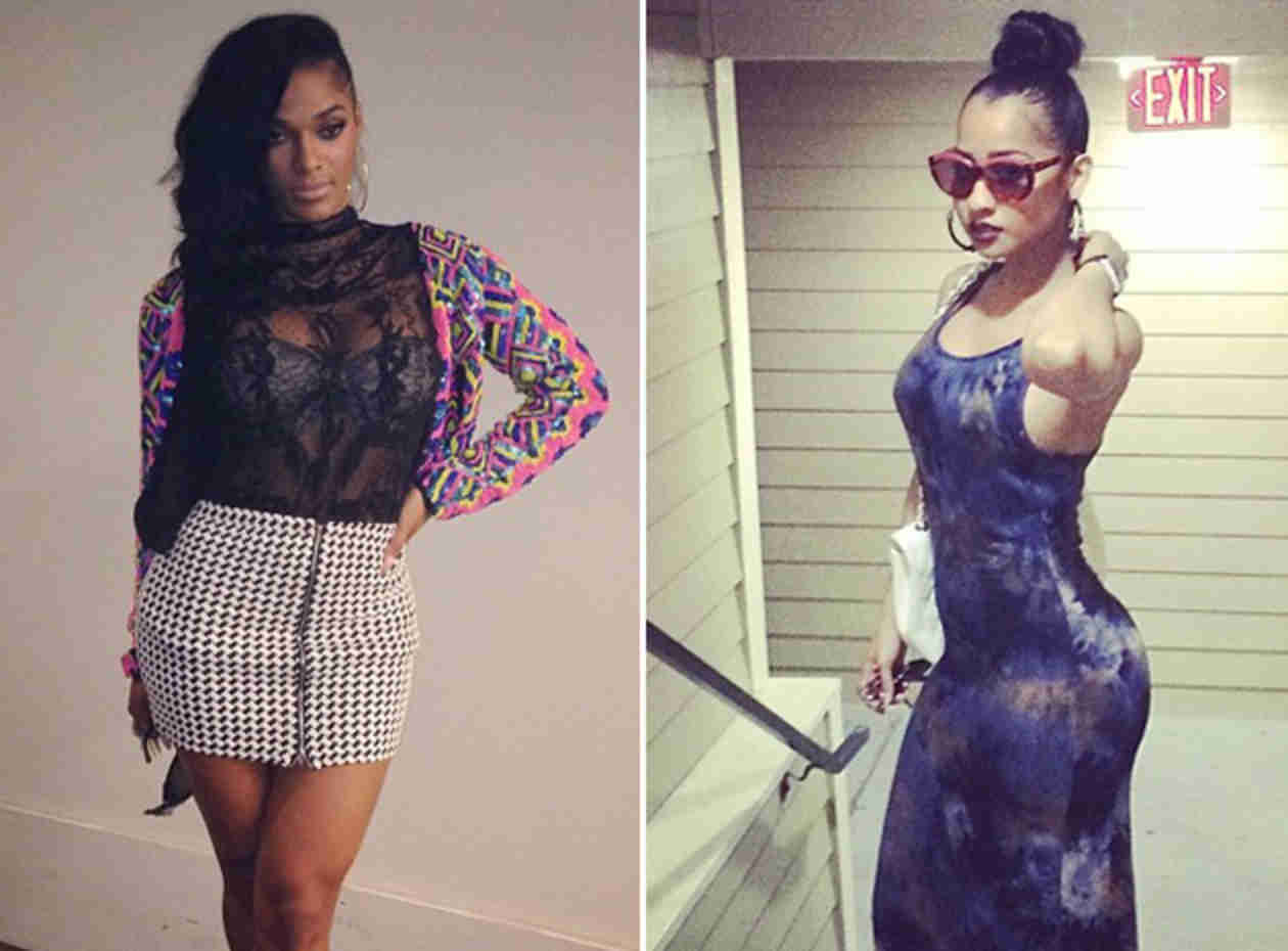 Joseline Hernandez Throws Shade At Co Star Tammy Rivera On