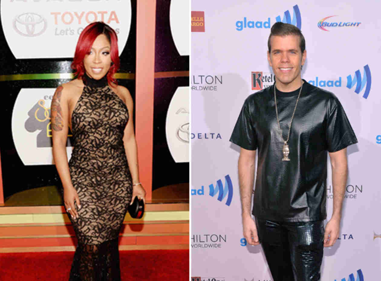 K. Michelle and Perez Hilton Get Into Twitter Feud Over Iggy Azalea!
