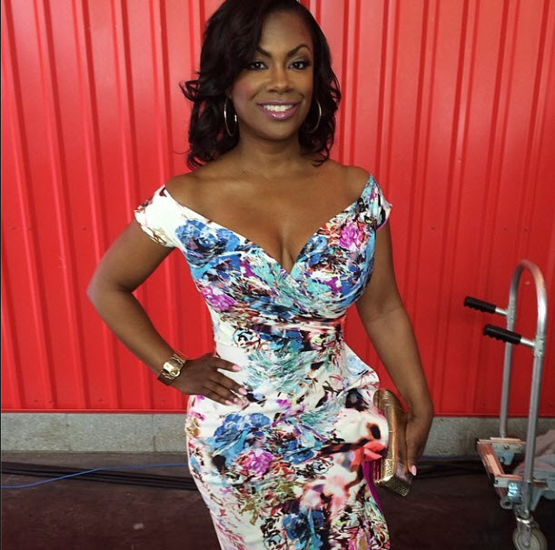 Happy Birthday Kandi Burruss — Who Did She Celebrate With? (PHOTO)