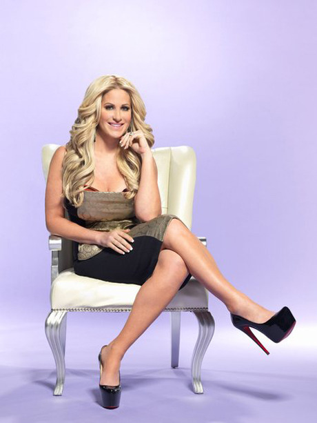Which Glee Star Is a Superfan of Kim Zolciak's Show Don't Be Tardy?