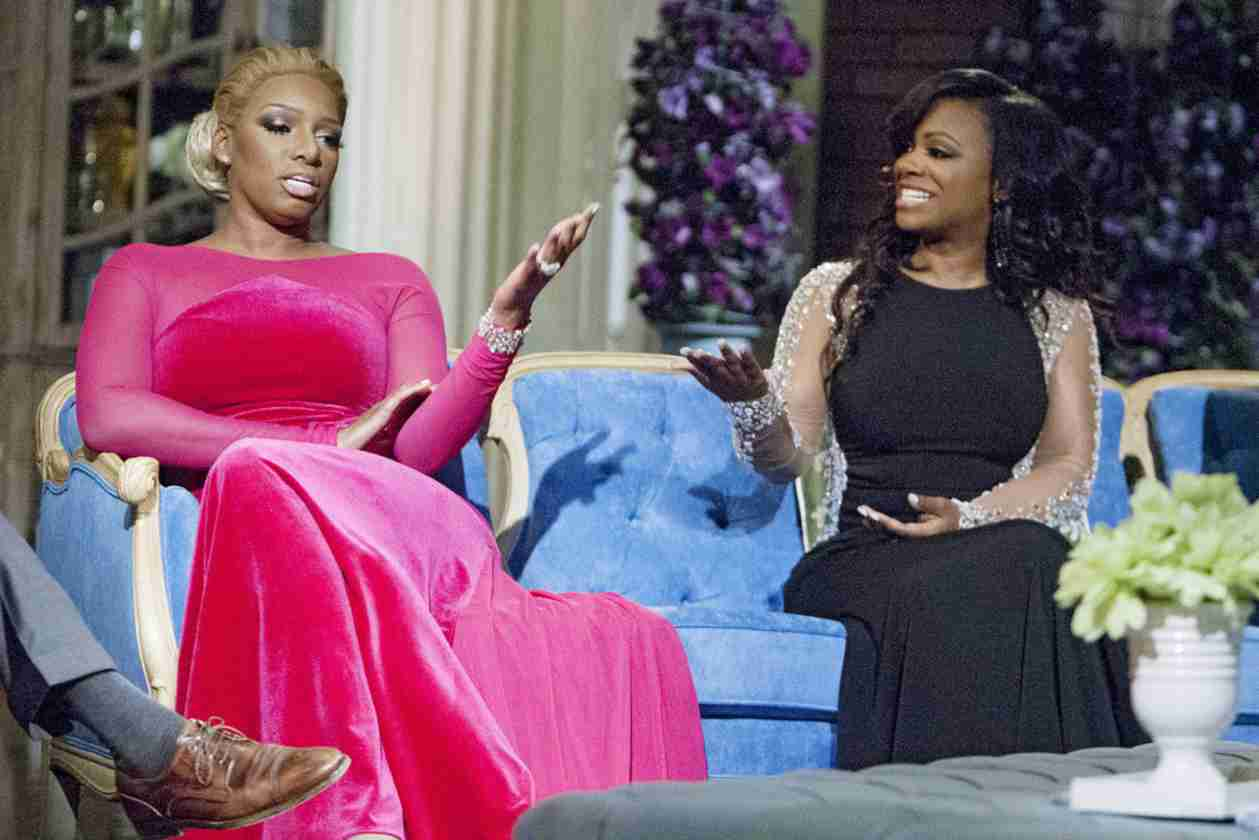 Kandi Burruss Says NeNe Leakes Was More Shady Than Kenya Moore!