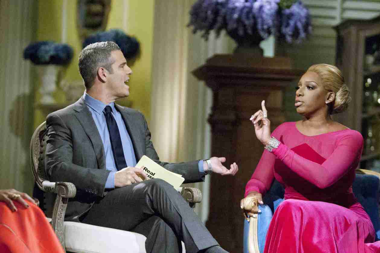"Andy Cohen Admits He Was ""Offended"" by NeNe Leakes's ""Queen"" Comments (VIDEO)"