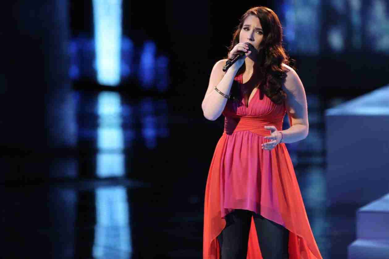 Watch Audra McLaughlin Sing on The Voice 2014 Live Shows, May 5, 2014 (VIDEO)