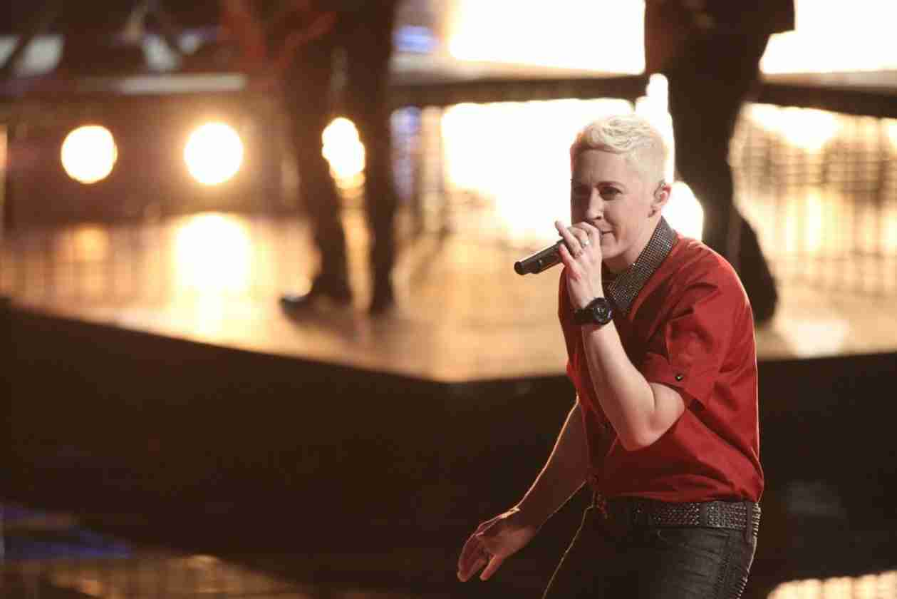 Watch Kristen Merlin Sing on The Voice 2014 Live Shows, May 12, 2014 (VIDEO)