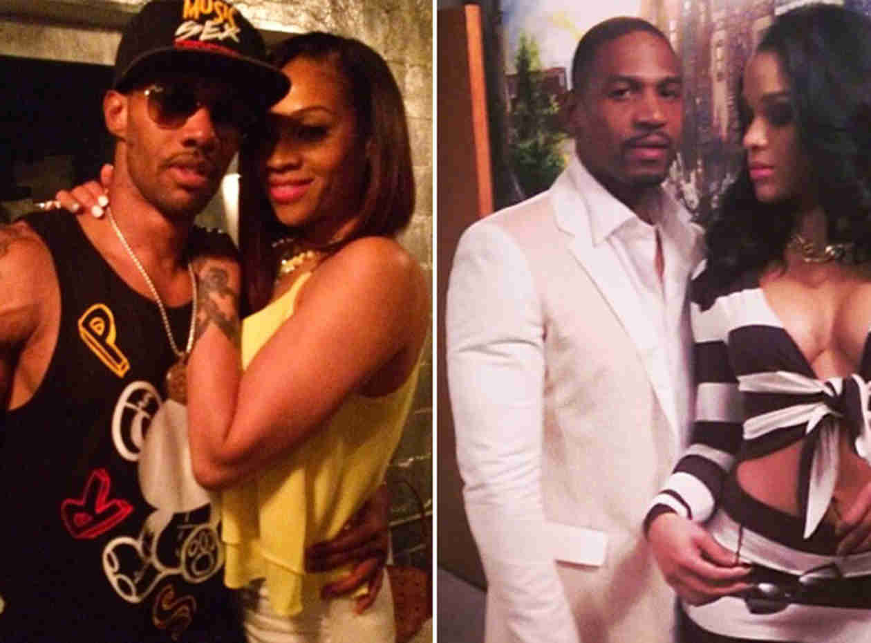 Mimi Faust's Boyfriend Nikko Challenges  Stevie J. to a Boxing Match (VIDEO)