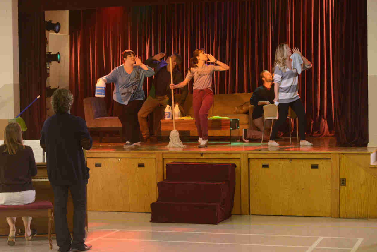 Orphan Black Season 2: Is Alison's Play, Blood Ties, a Real Musical?