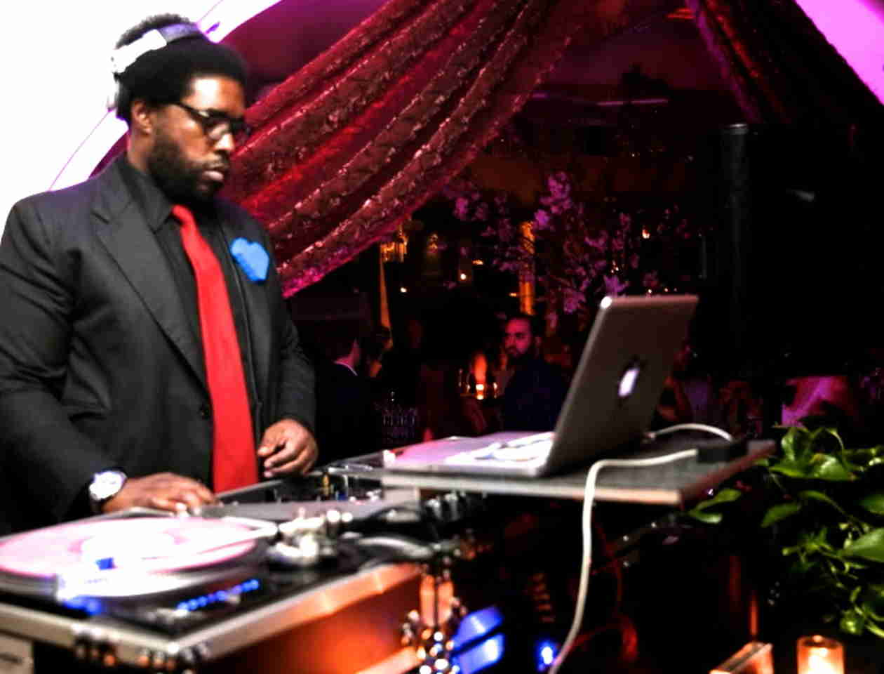 Celebs Celebrate Spring at Exotic NYC Party Deejayed by Questlove (PHOTO)
