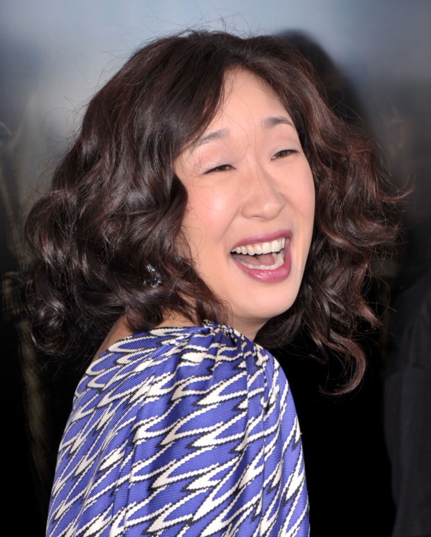 Grey's Anatomy Alum Sandra Oh to Play Kathy Bates's Lover in Tammy (VIDEO)