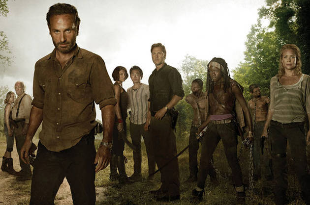 "The Walking Dead Will ""Be Lucky to Make it to Season 7″ — Robert Kirkman"