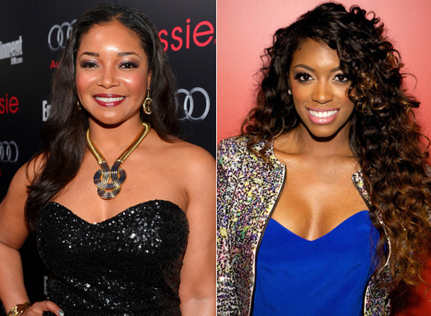 "Tamala Jones on Porsha Stewart Drama: ""It Was a Publicity Stunt"" (VIDEO)"