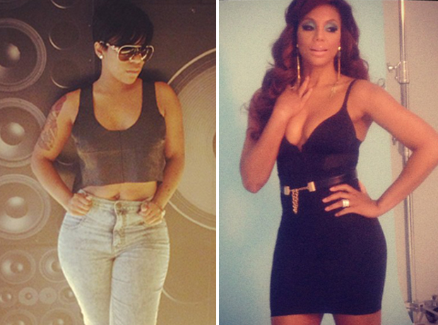 K. Michelle and Tamar Braxton Are Back to Feuding on Twitter… Again (PHOTOS)