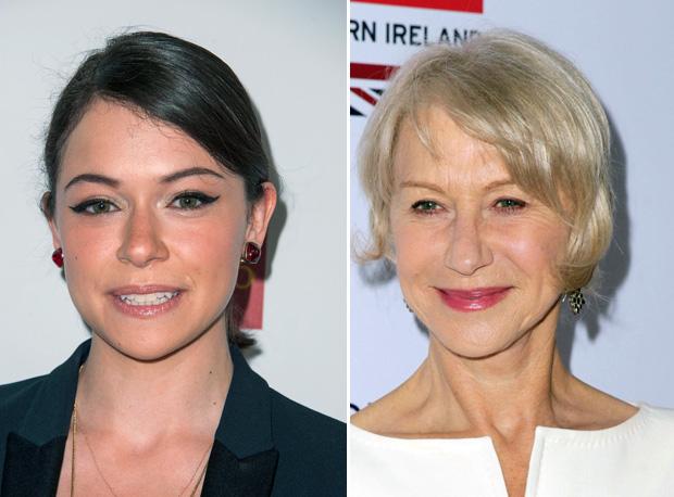 Orphan Black's Tatiana Maslany May Co-Star with Helen Mirren in BBC Film