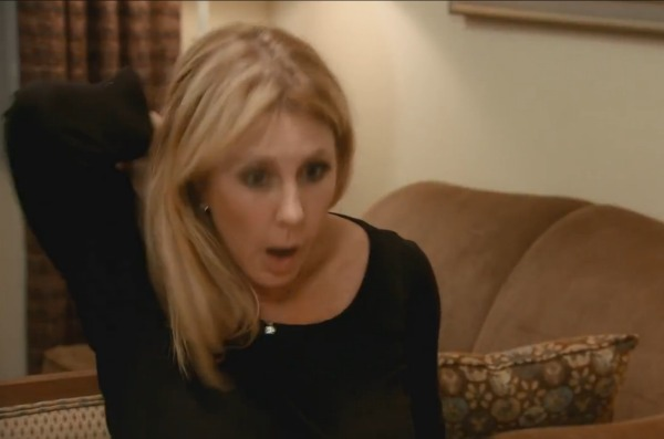 Real Housewives of Orange County Season 9 Sneak Peek: Vicki Chokes! (VIDEO)