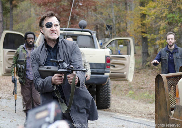 Glen Mazzara Wins Bram Stoker Award For The Walking Dead Season 3 Finale Screenplay