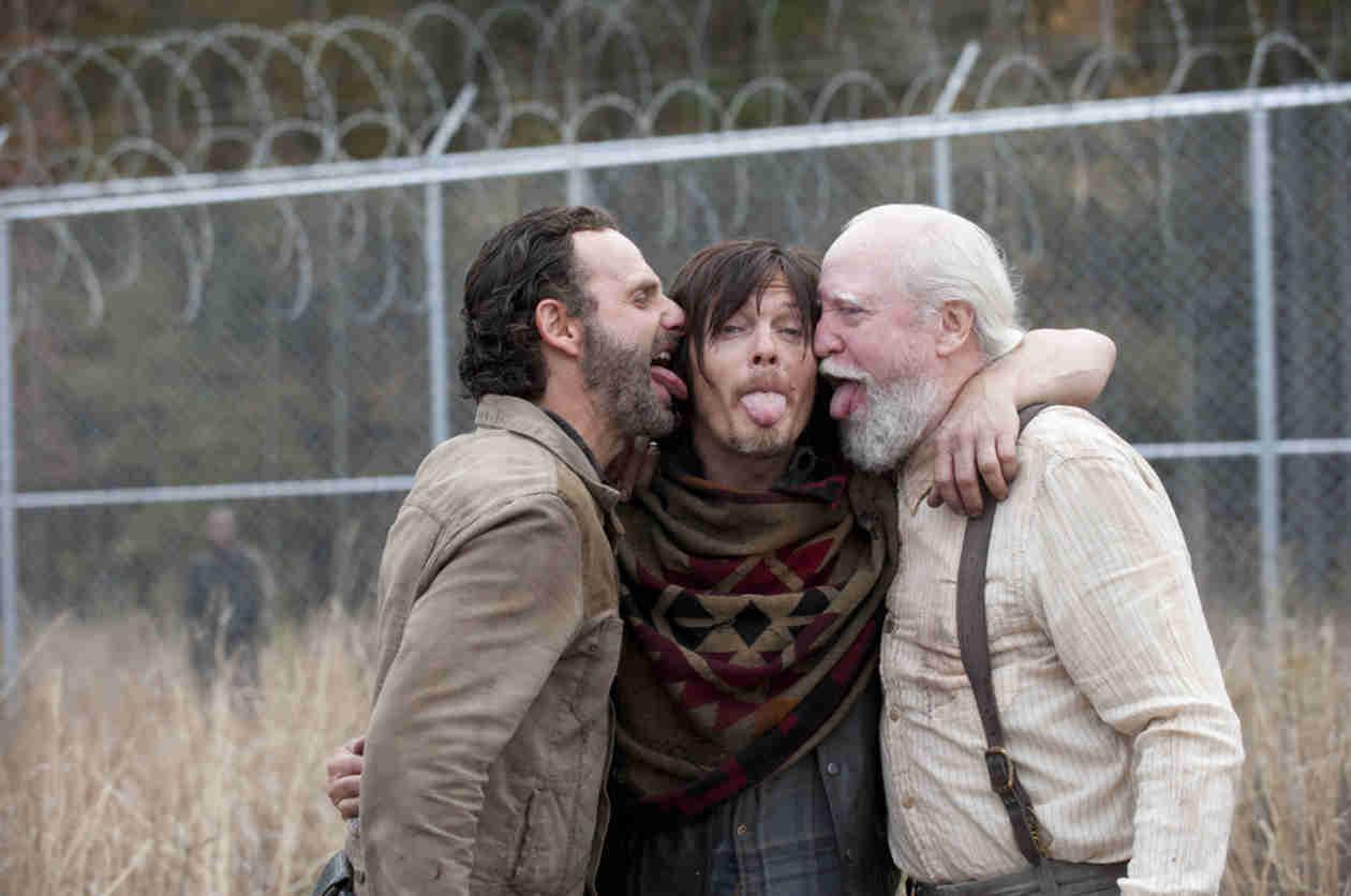 "The Walking Dead Season 5 Filming Starts! Norman Reedus Tweets on ""Day 1″"