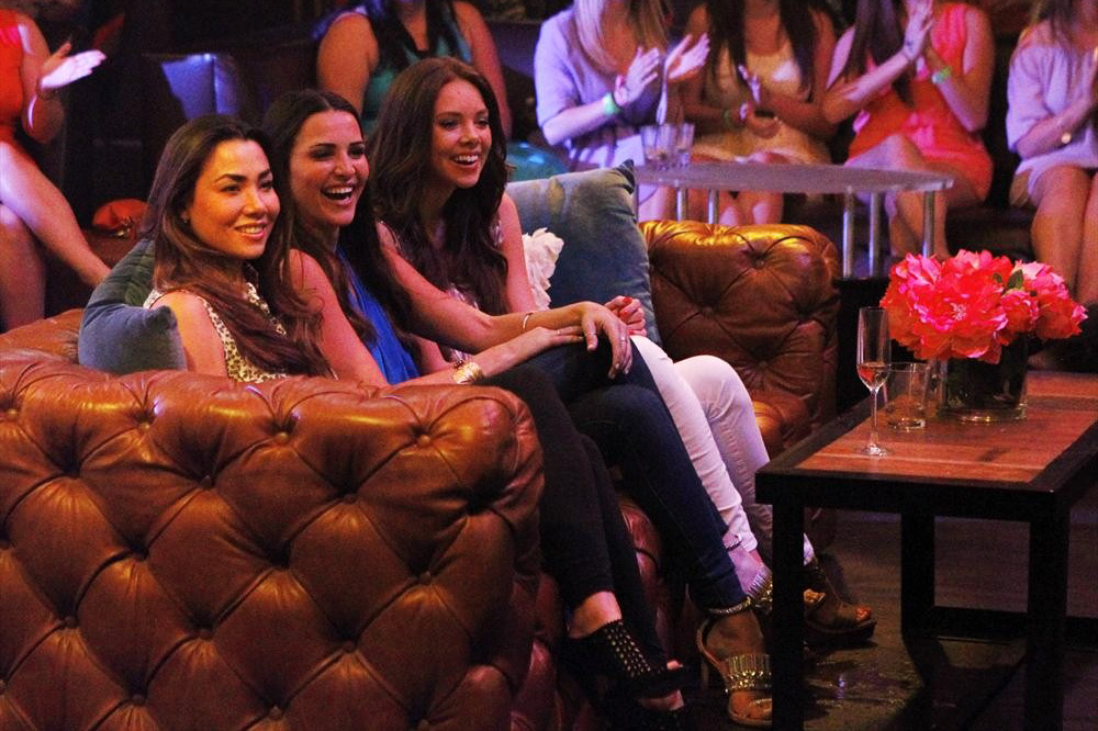 Sharleen Joynt Picks Andi Dorfman's Frontrunners After Stopping by Episode 2