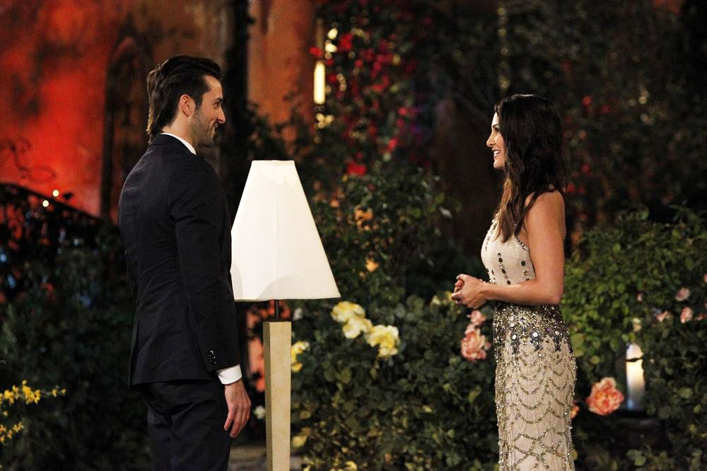 Bachelorette 2014 Premiere: And the Most Awkward Arrival Winner Is…