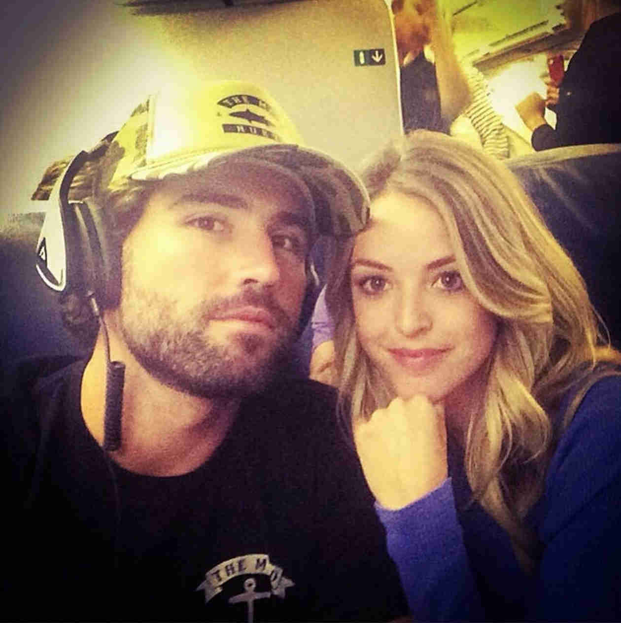 Brody Jenner Has A New Model Girlfriend, Kaitlyn Carter