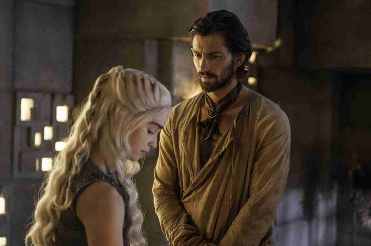 Jorah vs. Daario: Game of Thrones Showrunners on the Love Triangle