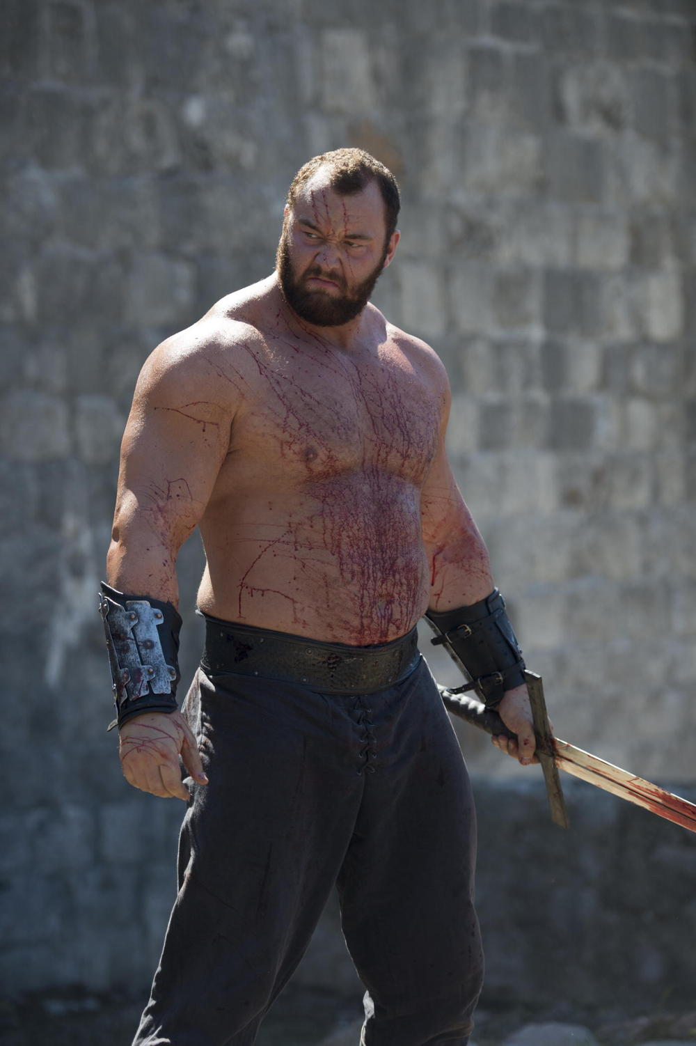 The Mountain Was Almost an NFL Player!