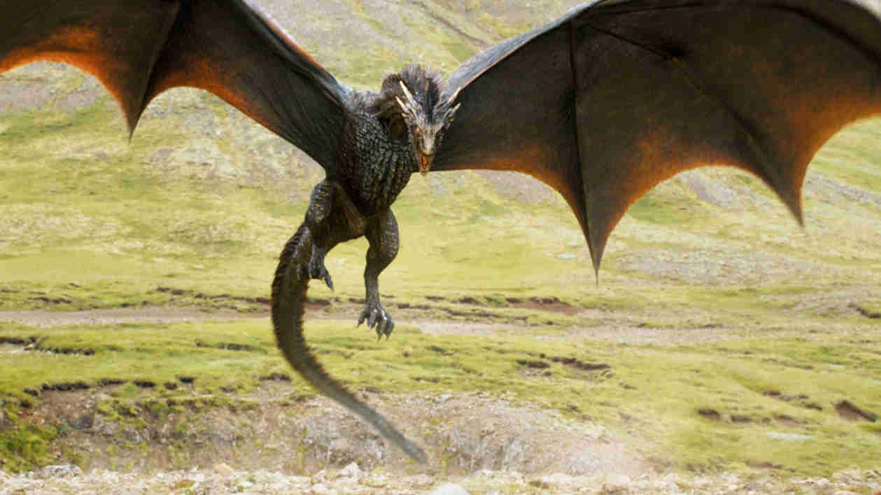 Game of Thrones: Do Dany's Dragons Get Out of Control?