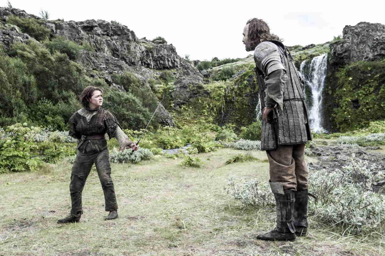 Game of Thrones Spoiler: Will Arya Kill the Hound?