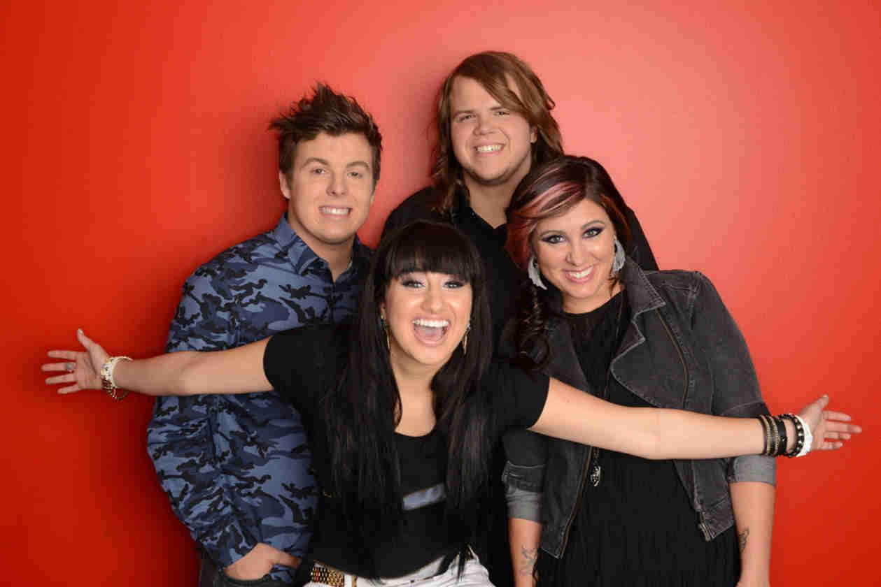American Idol 2014 Recap: Season 13 Top 4 Perform — May 7, 2014