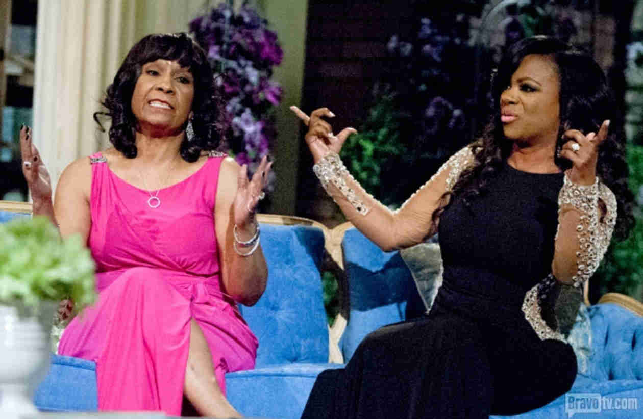 Kandi Burruss Thinks Mama Joyce Should Be an Official Housewife!