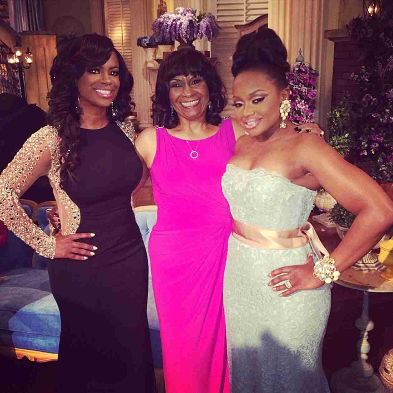 Kandi Burruss Shares Throwback of Young Mama Joyce — See It Here! (PHOTO)