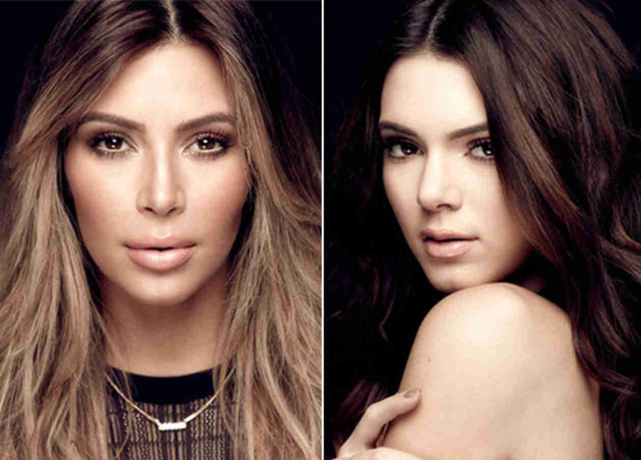 Kim Kardashian vs. Kendall Jenner on FHM's Sexiest Women of 2014: Who Ranked Higher?