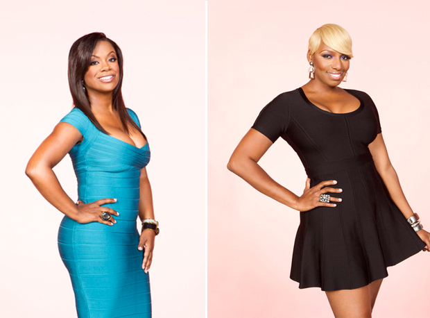 NeNe Leakes and Kandi Burruss Open Up About How They've Changed For RHoA
