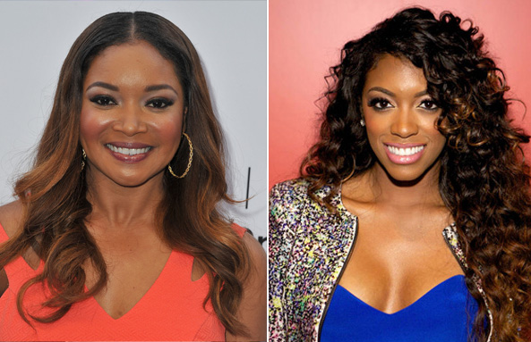 Castle's Tamala Jones Splits From Porsha Stewart's Rumored African Prince