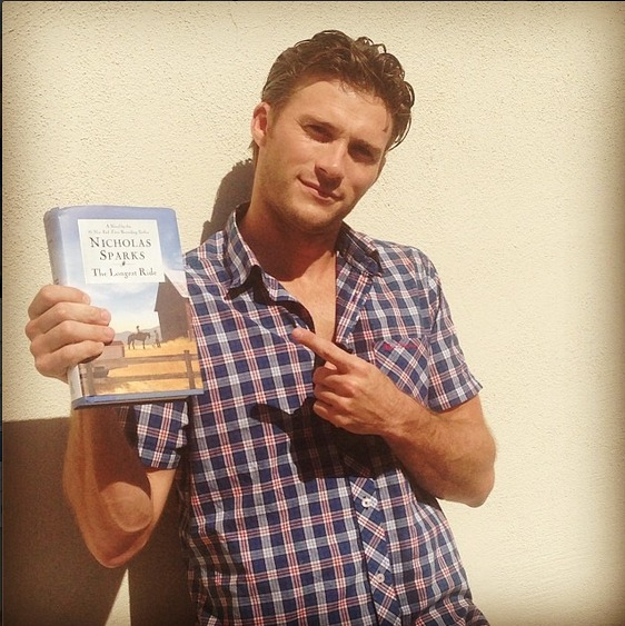 Scott Eastwood to Star in Latest Nicholas Sparks Movie