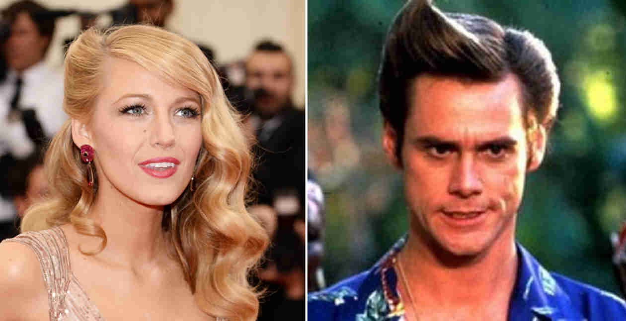 Blake Lively vs. Ace Ventura — Who Wore It Best: Hair Edition! (VIDEO)