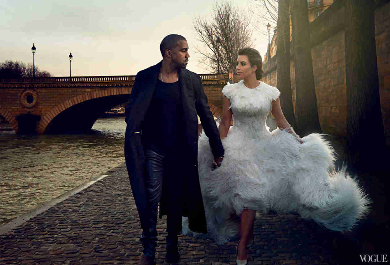 Kim Kardashian and Kanye West Officially Wed in Florence! (VIDEO)