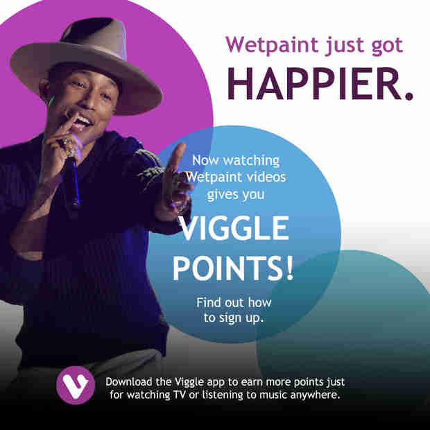Viggle Points For Free Music — It's the Best Thing Since Napster!