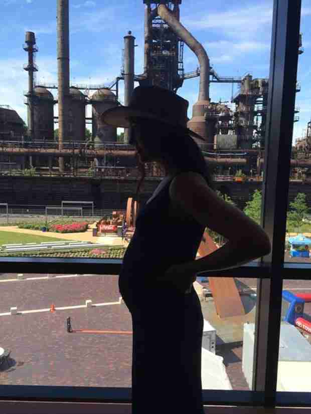 Vanessa Carlton is Expecting Her First Baby — See Her Baby Bump Here! (PHOTO)
